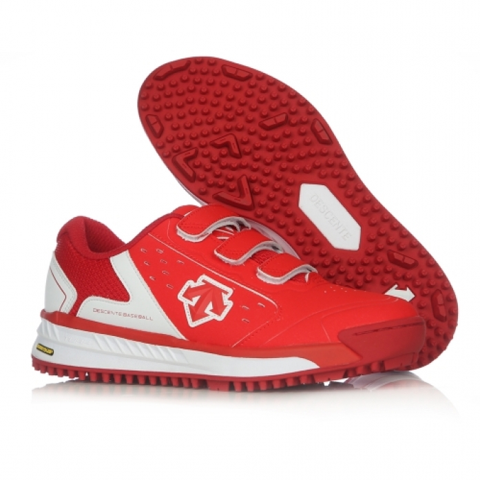 [DESCENTE] S9129BBS21 RED0 KOCHIRO 코치로 인조잔디화